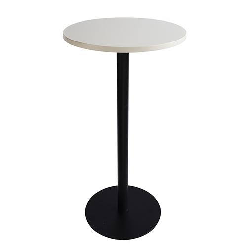 BT-017W 全黑吧桌(白色面)