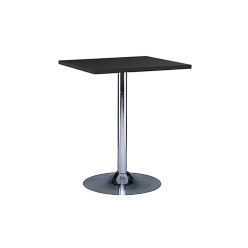 MT-05B 黑色电镀底座方面洽谈桌