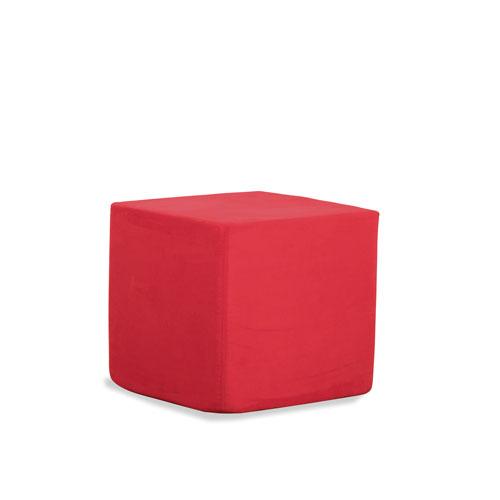 SF-01R 红色方凳 吐司凳
