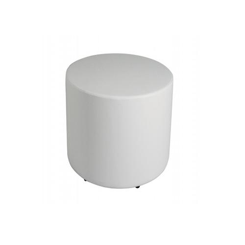 SF-03W 白色小圆凳