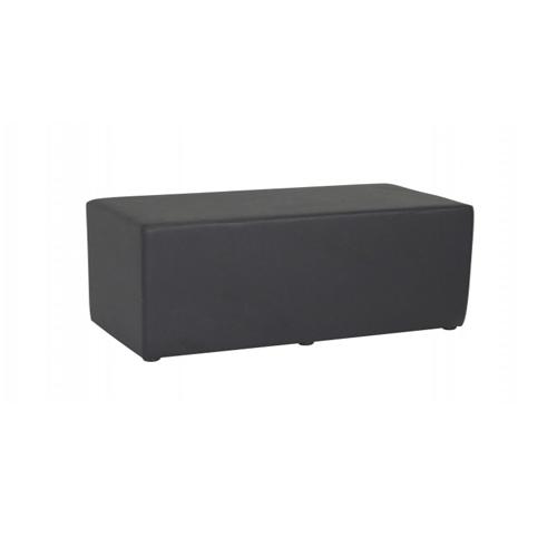 SF-06B 黑色长条沙发凳 L1500mm