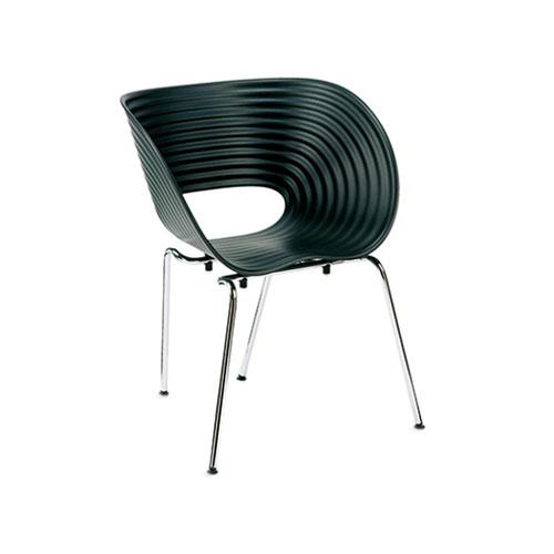 SC-020B 黑色贝壳椅