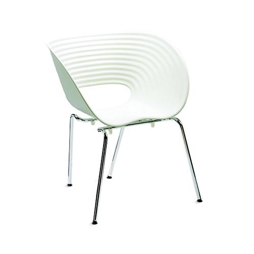 SC-020W 白色贝壳椅