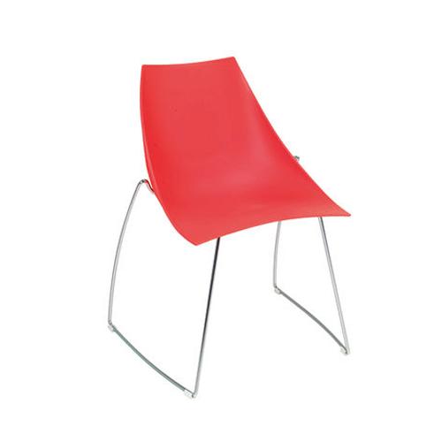 SC-07R 红色滑梯椅