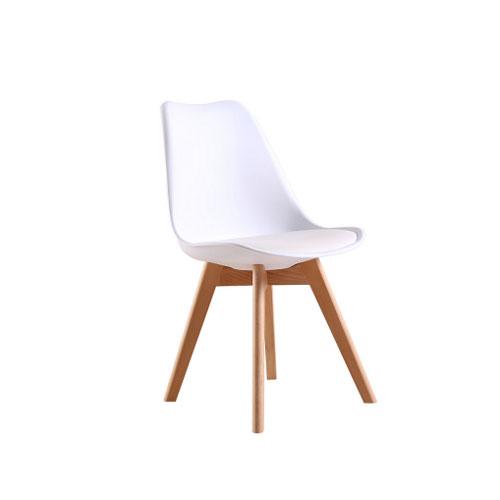 SC-076W 创意白色伊姆斯椅