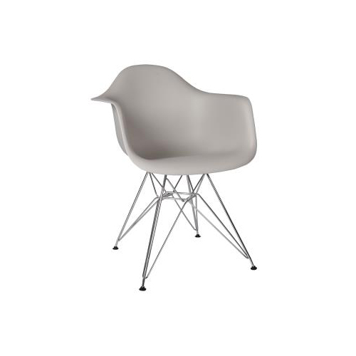 SC-083GY 金属脚灰色伊姆斯扶手椅
