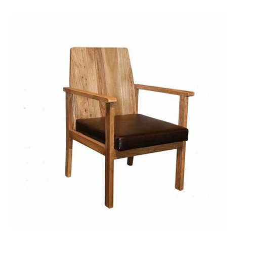 SC-094WD 榆木扶手餐椅