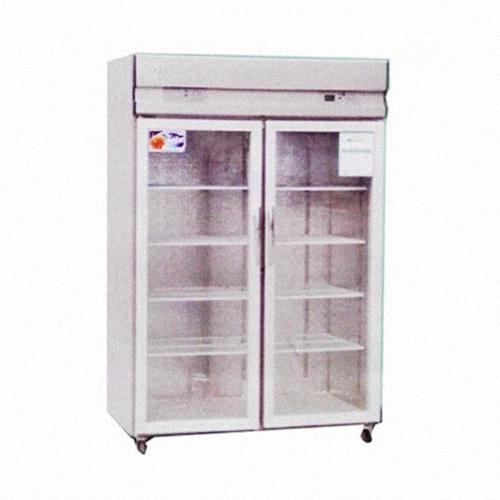 E-BX-010 立式双开门冷藏展示柜