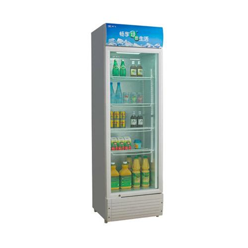 E-BX-03 玻璃门冷藏冰箱