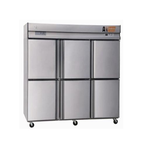 E-BX-08 商用六开门冰箱