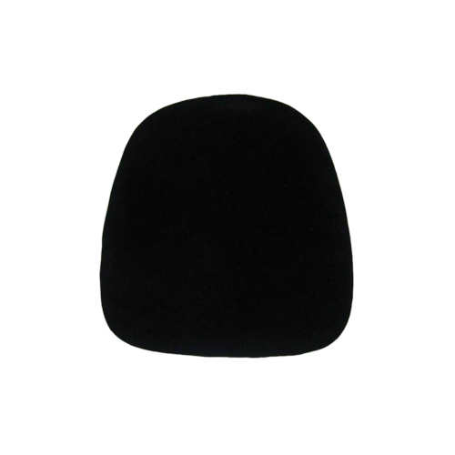 M-SC-01B 黑色布艺坐垫