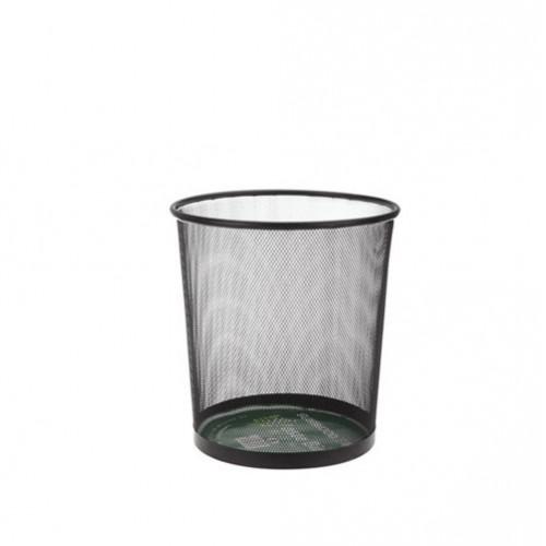 M-TB-02B 黑色钢丝网垃圾桶