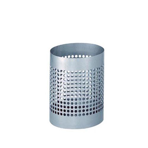 M-TB-03S 银色喷涂垃圾桶